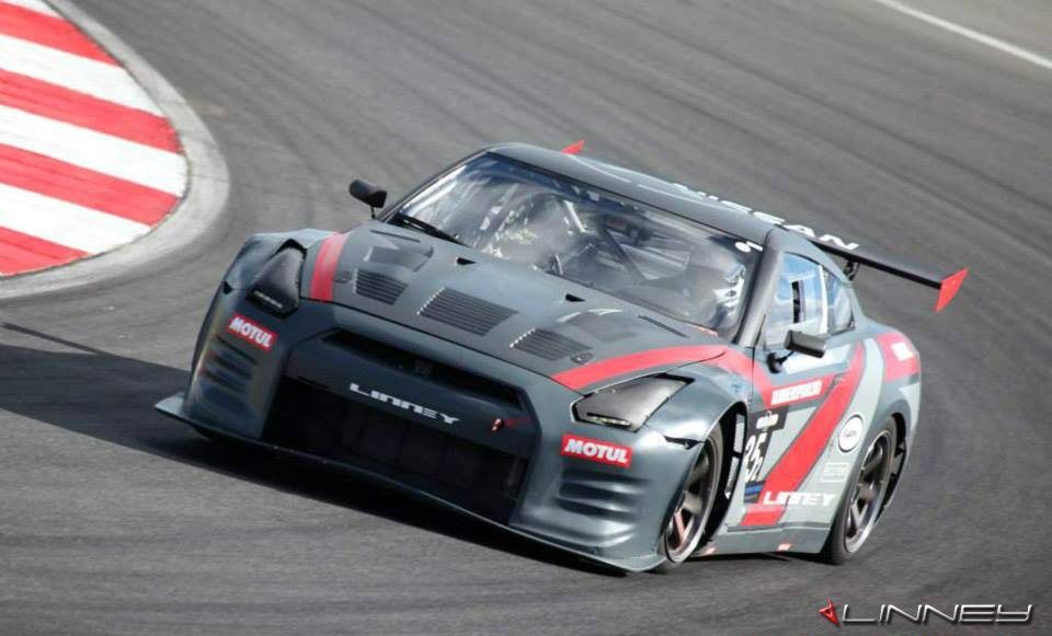 Team Anna contests GT Championship series