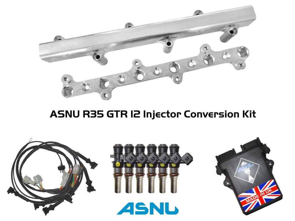 asnu-r35-gtr-12-injector-conversion-kit