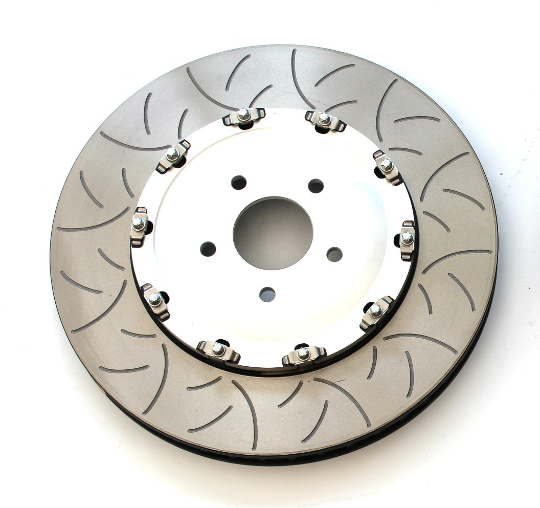 Gt 390mm Front Rotors 380mm Rear
